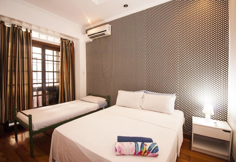 El Misti House Hostel Copacabana, ריו דה ז'ניירו, חדר אורחים