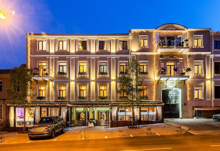 フレデリック コクレン ブティック ホテル, オデッサ, ホテルのフロント
