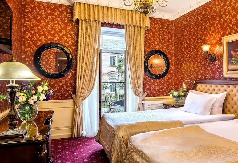 Frederic Koklen Boutique Hotel, Odessa, Standard Double Room, Guest Room