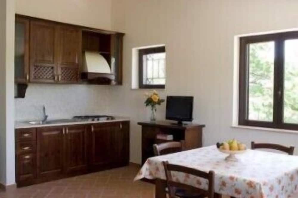 Double Room Single Use - Living Room