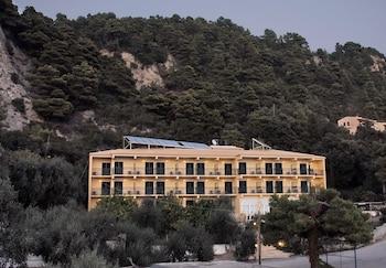 Selline näeb välja Glyfada Beach Hotel, Kérkyra