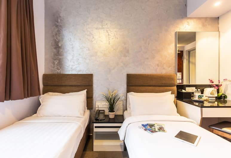 ibis budget Singapore Bugis, Singapore, Superior Double or Twin Room, Guest Room