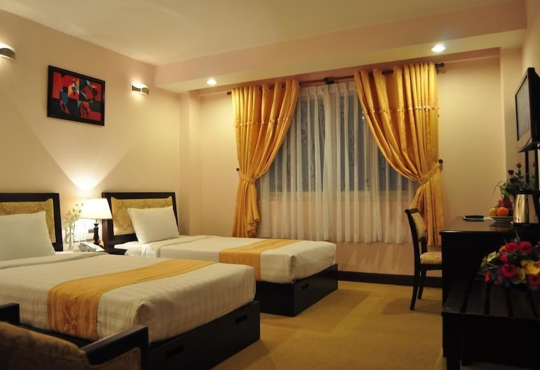 Dong Kinh Hotel, Ho Chi Minh City, Superior Room, Guest Room