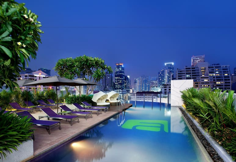 Aloft Bangkok Sukhumvit 11, Bangkok, Pool