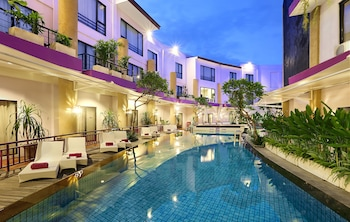 Picture of Kuta Central Park Hotel in Kuta