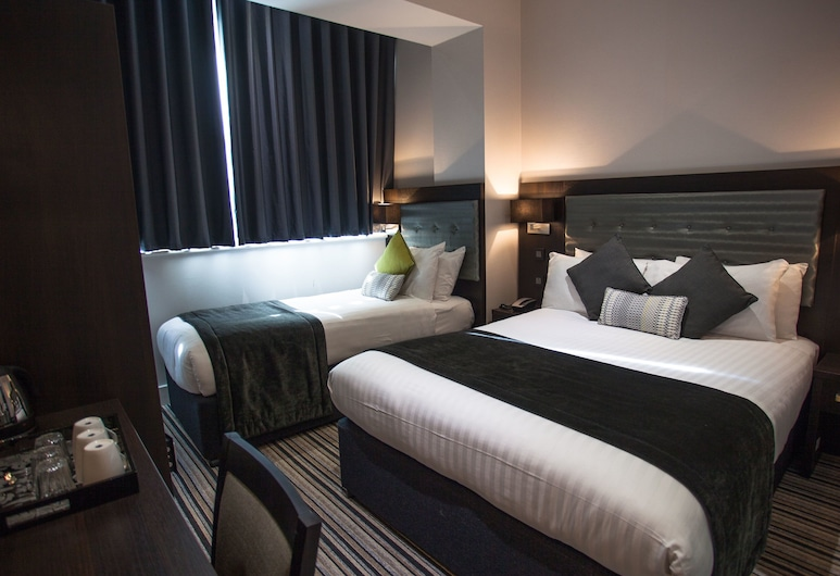 W14 酒店, 倫敦