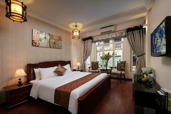 Foto van 7S Hotel Ritz Boutique in Hanoi
