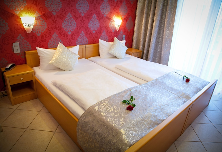 Hotel Engelbert, Düsseldorf, Δίκλινο Δωμάτιο (Double), Δωμάτιο επισκεπτών