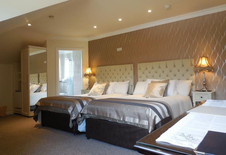 Crystal Springs B&B, Killarney, Pokój z 2 pojedynczymi łóżkami, standardowy, z łazienką, Pokój