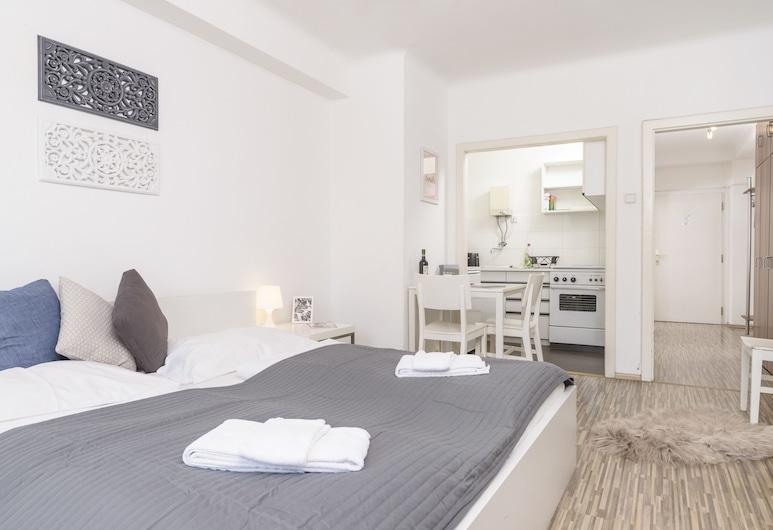 Kriehubergasse by Welcome2Vienna, Viena, Apartamento, Cozinha, Quarto