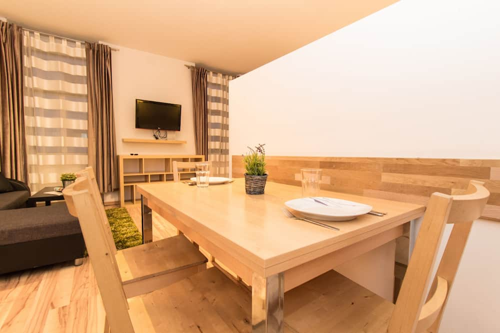 Apartamento standard - Sala