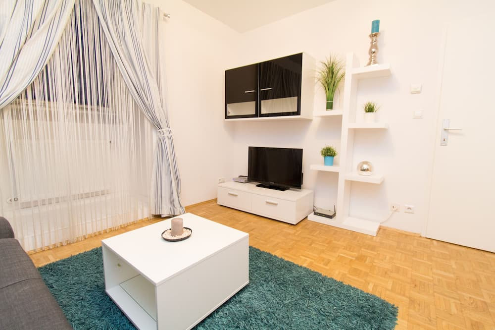 Apartment, Kitchen - Living Room