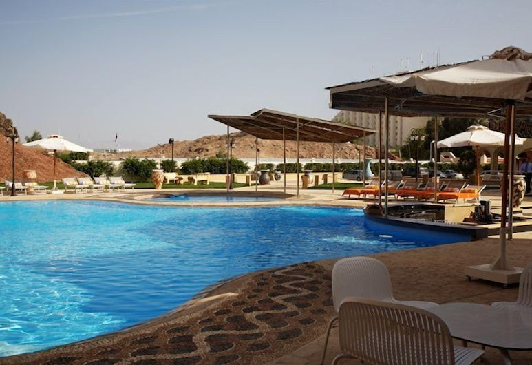 Taba Sands Hotel & Casino - Adult Only , Taba, Taras/patio