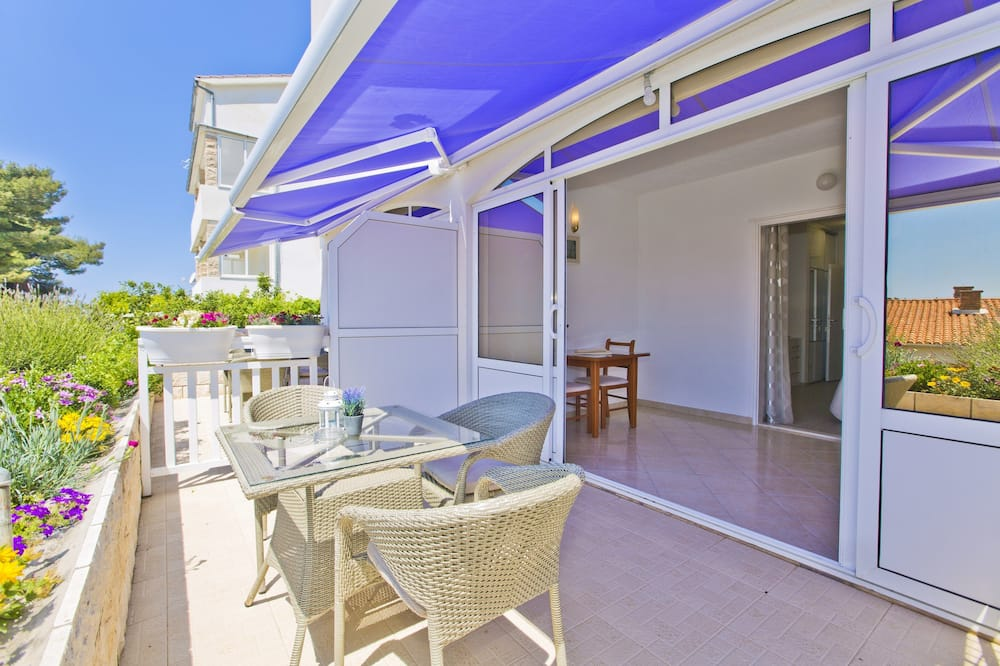 Comfort Apartment, 1 Bedroom, Terrace, City View - Balcony