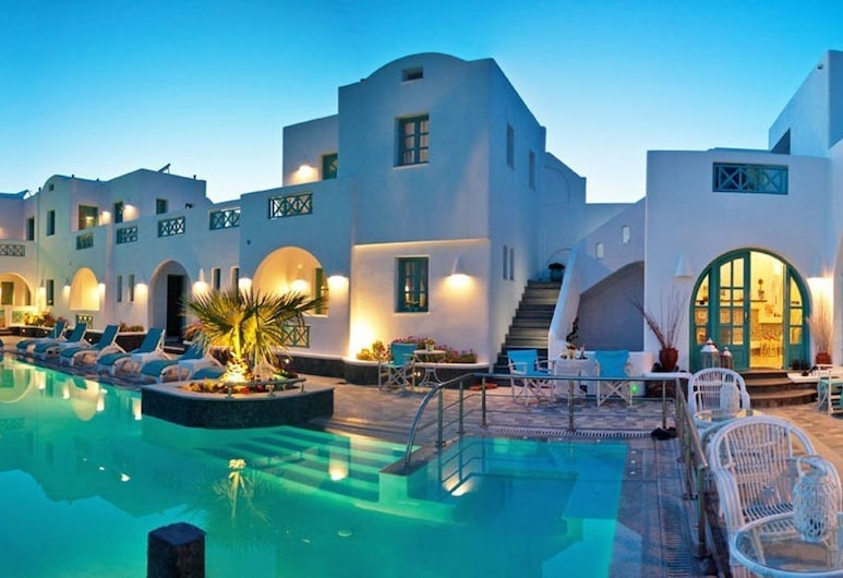 Anastasia Princess Luxury Residence & Suites - Adults Only , Santorini, Buitenkant