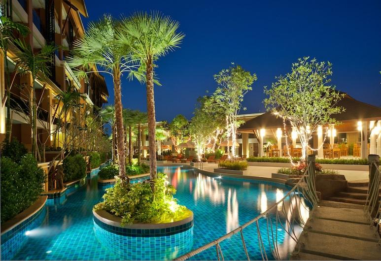 Rawai Palm Beach Resort, Rawai, Outdoor Pool