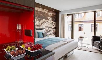 Foto di Derag Livinghotel am Viktualienmarkt a Monaco di Baviera