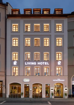 Foto del Living Hotel Das Viktualienmarkt en Múnich