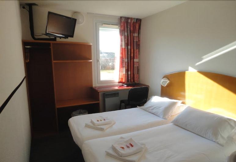 Quick Palace Epinal, Epinal, Chambre avec lits jumeaux, Chambre