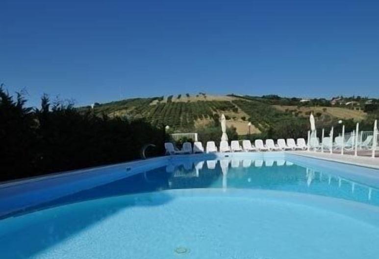 Hotel Villa Elena, Tortoreto, Alberca al aire libre