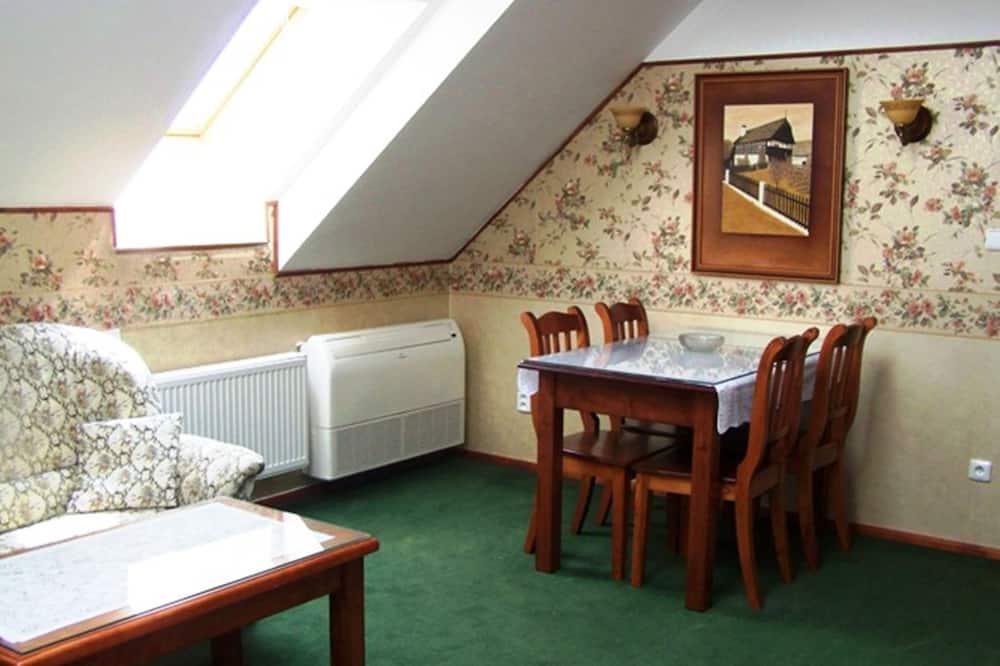 Apartment, Kitchen - Living Area