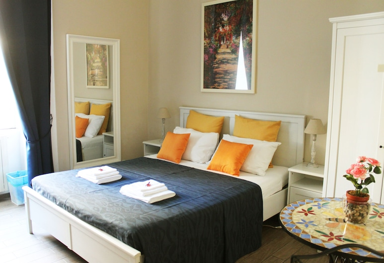 Al Passetto St. Peter's bike, Rome, Double Room, Guest Room