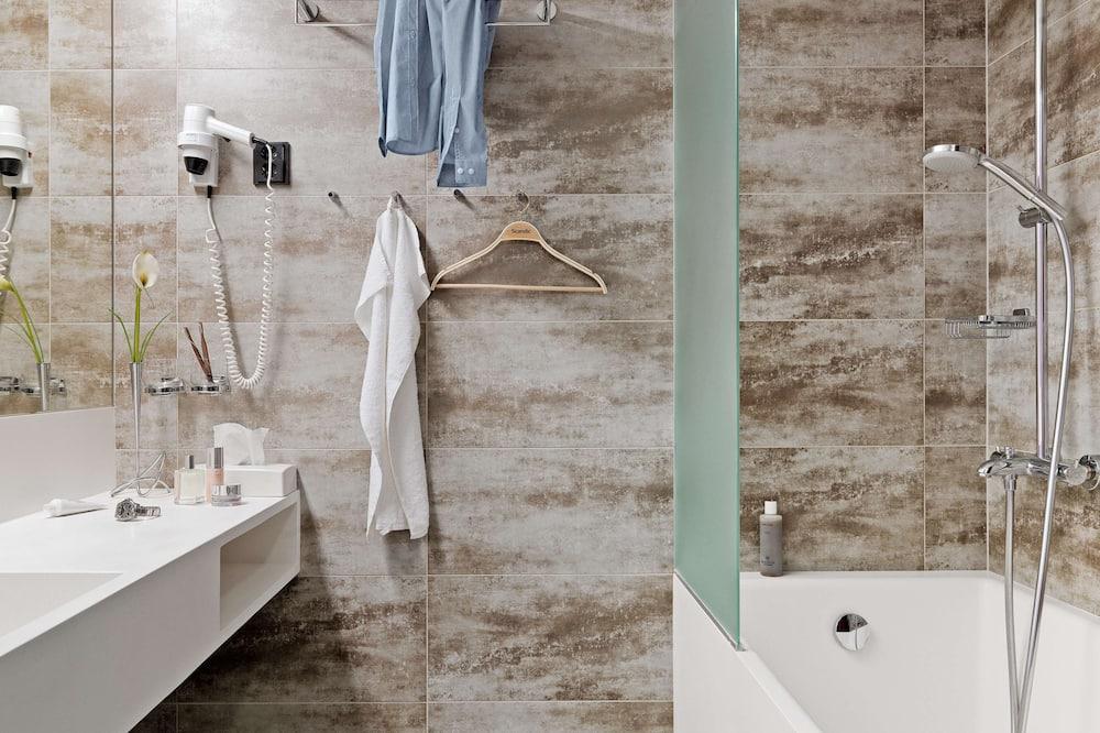 Perhehuone (Superior) - Kylpyhuone