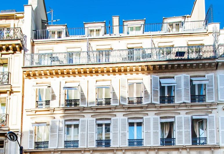 Hôtel Atlantis Saint-Germain-des-Prés, Paris, Hotel Front