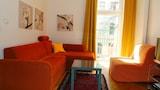 Selline näeb välja City Apartments Vienna - Stuwerstraße, Viin