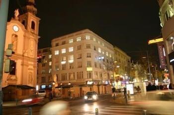 Selline näeb välja Hotel Corvinus, Viin