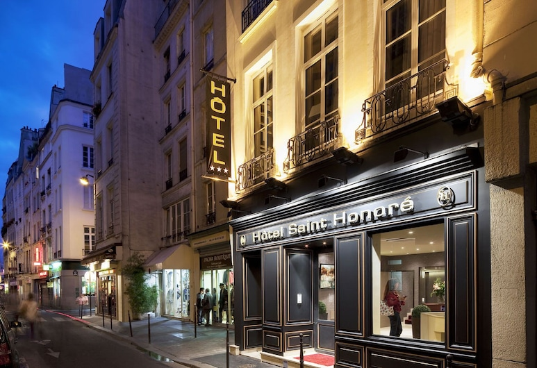 Hotel Saint Honore Paris, Paris, Classic Double Room, Hotel Entrance