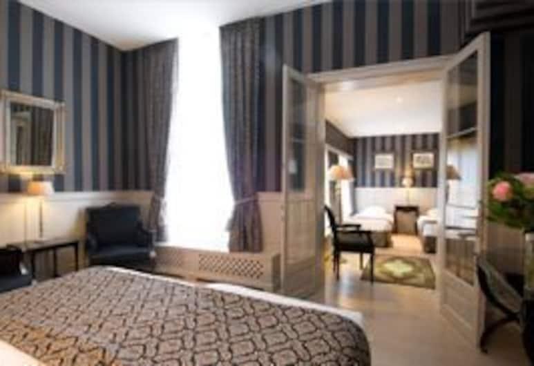 Patritius, Bruges, Négyágyas szoba, Vendégszoba