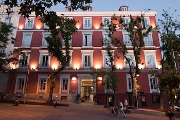 Last minute-tilbud i Madrid