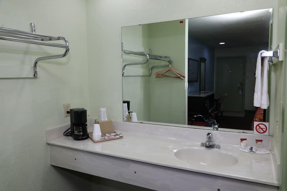 Standard - yhden hengen huone - Kylpyhuoneen pesuallas