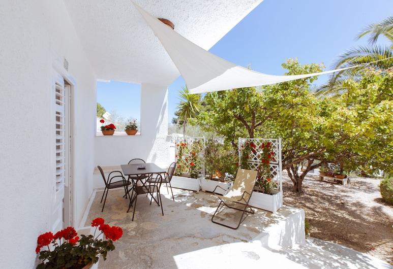 Residence Guidaloca, Castellammare del Golfo, Terasa