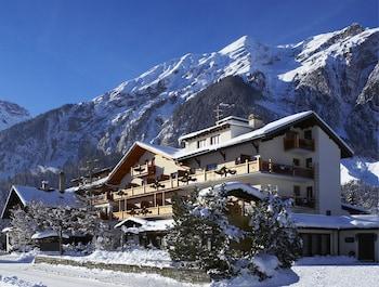 Fotografia hotela (Alfa Soleil) v meste Kandersteg