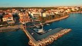 Viesnīcas pilsētā Zadara,naktsmītnes pilsētā Zadara,tiešsaistes viesnīcu rezervēšana pilsētā Zadara