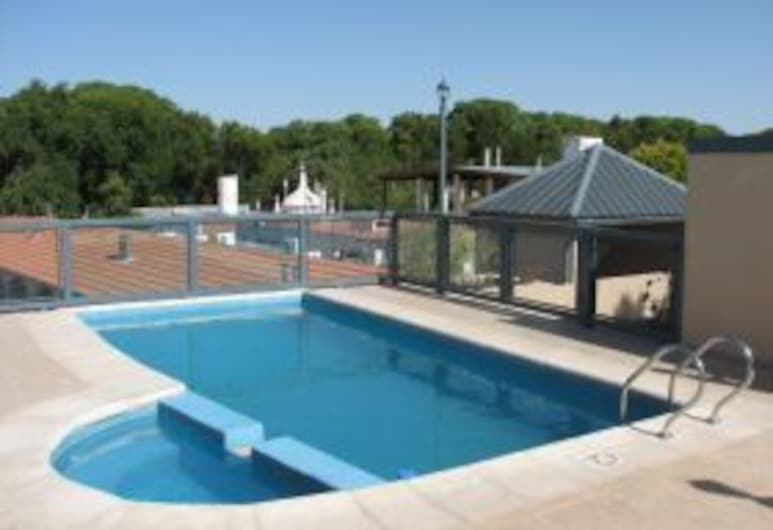 Tunkelén Apart Hotel, Mendoza, Vanjski bazen