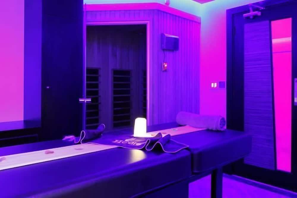 Standard-huone, 1 parisänky ja vuodesohva - Kylpyhuone