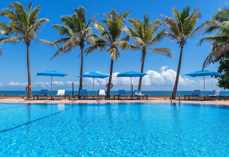 Sea Cliff Hotel, Dar es Salaam, Playa