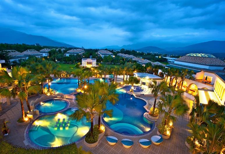 Papago International Resort, Chishang, Vista Aérea