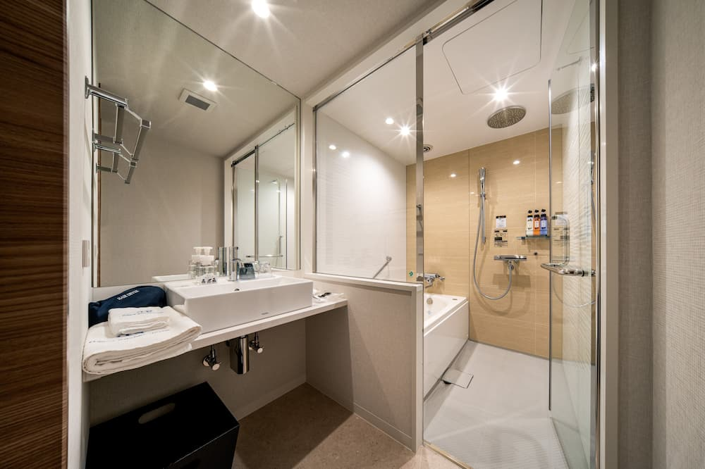 Habitación Deluxe con 2 camas individuales (ANNEX, CheckinatMainbuilding, Special) - Baño