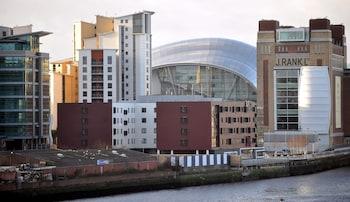 Gateshead — zdjęcie hotelu Jurys Inn Newcastle Quayside