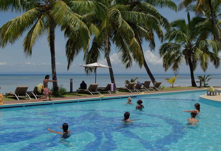 Soanambo Hotel, Nosy Boraha, Exercise/Lap Pool