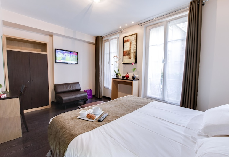 Source Hotel, Pariis, Kahetuba, Tuba