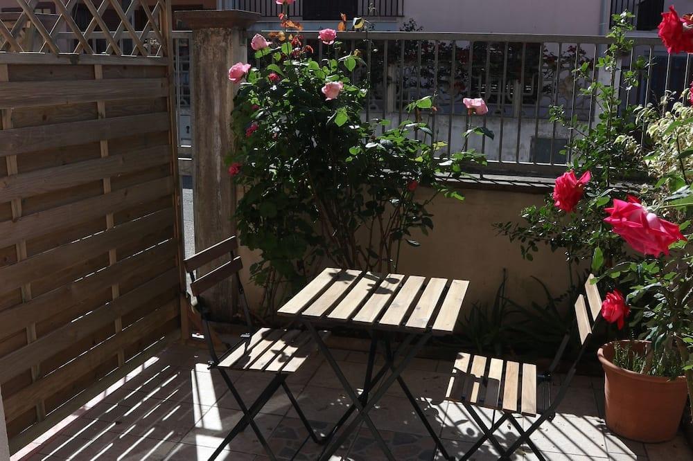 Appartement, 1 grand lit et 1 canapé-lit - Terrasse/Patio