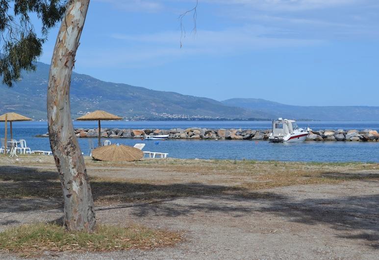 Filoxenia, Volos, Playa