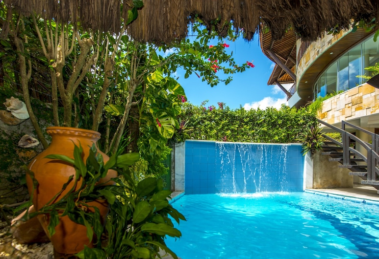迪韋迪韋海灘酒店, 納塔爾, 室外泳池