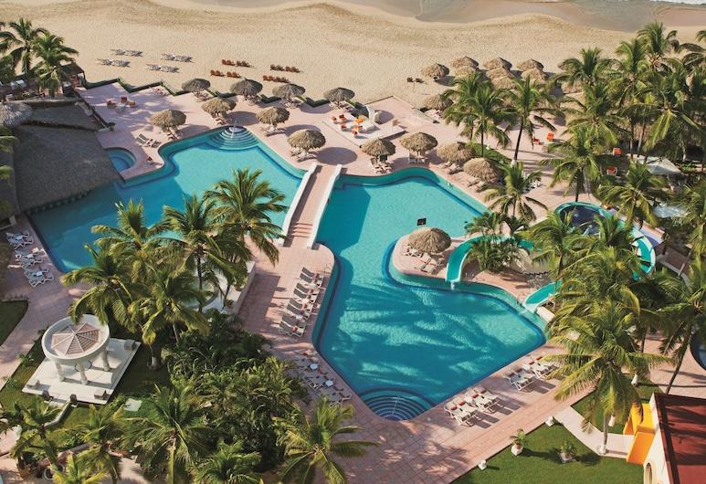 Sunscape Dorado Pacifico Ixtapa Resort & Spa, All Inclusive, Ixtapa, Bovenaanzicht