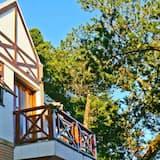 Luxe appartement - Balkon